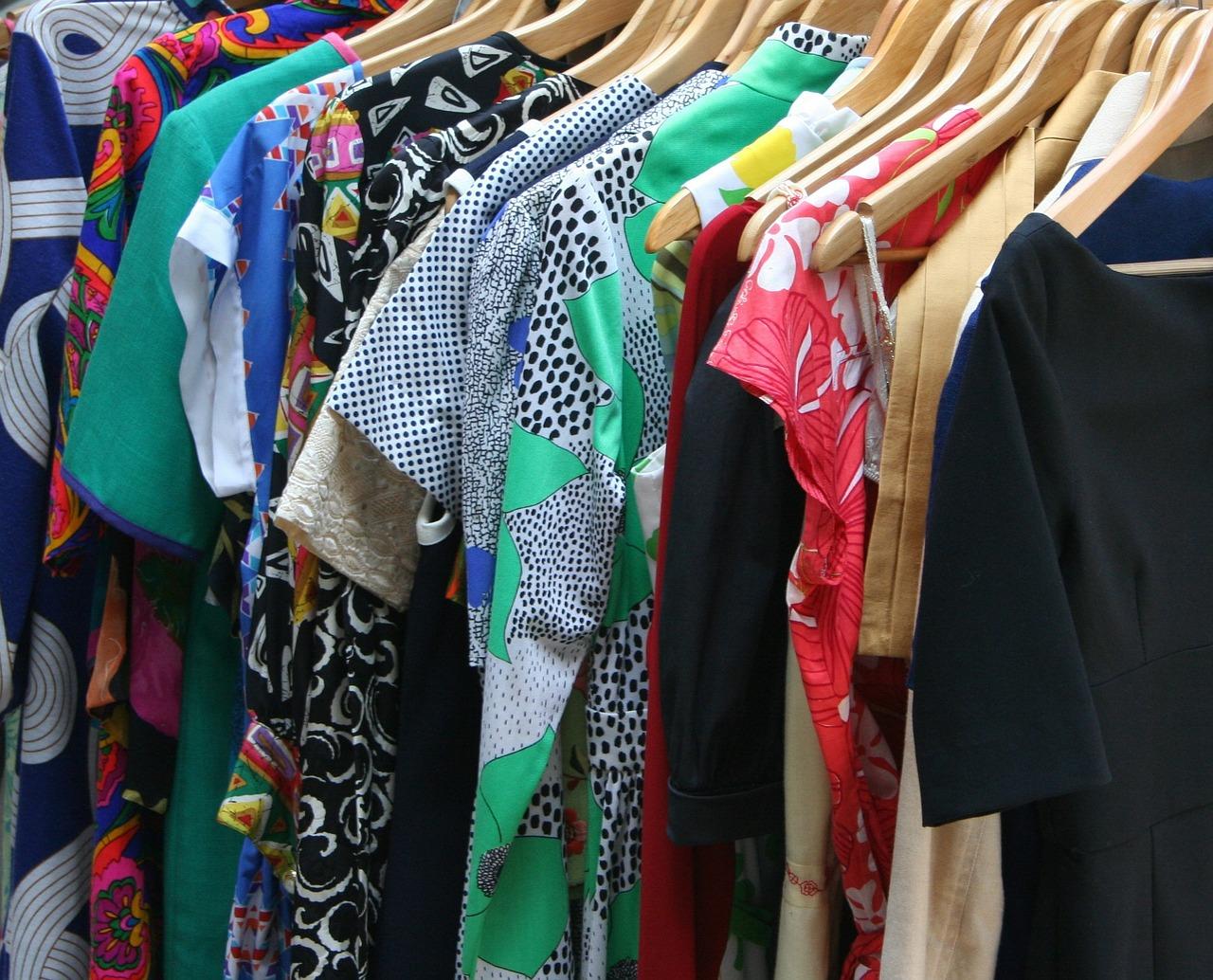 4 manières de faire de l'argent en vidant votre garde-robe