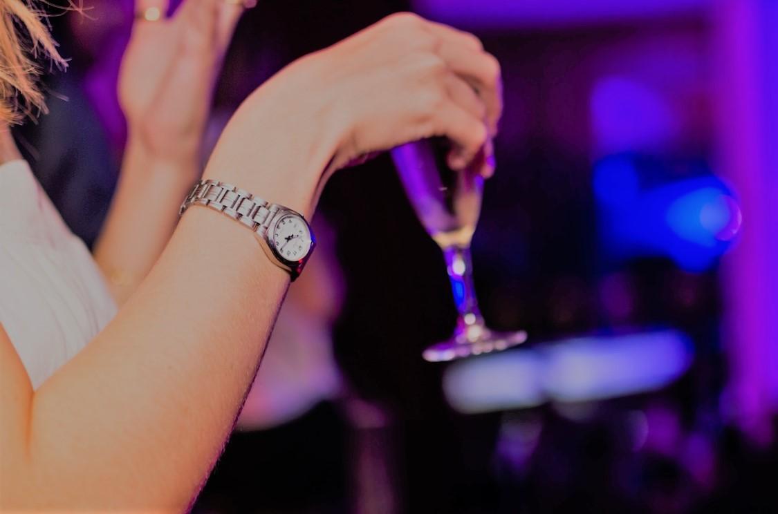 Nicolas Dulion présente les cocktails dînatoires du Club LR