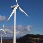 Un exemple de parc éolien proposé par Vincent Martet