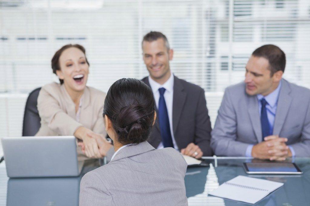 communication interne PDG