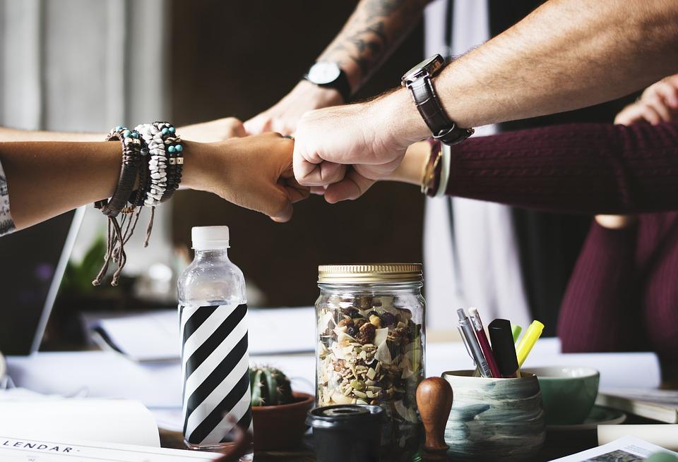 Relation sociales dans une entreprise
