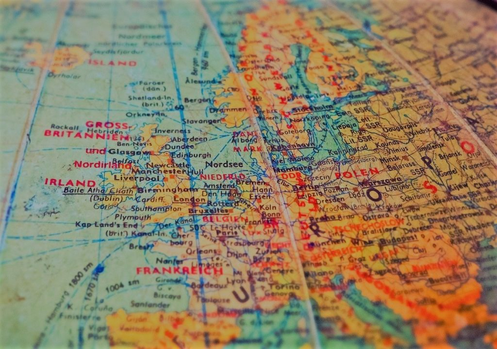 Jacques Sun parle de l'ouverture de l'Europe aux communautés asiatiques