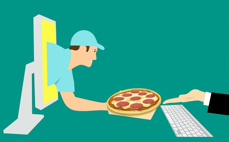 Améliorer le système de commande pour le pizzeria