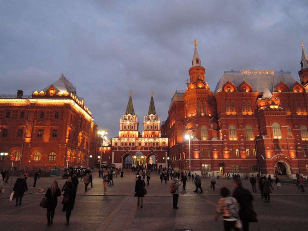 Le nouveau métro moscovite, l'alternative contre les embouteillages